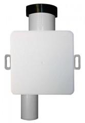 HL 138 kondenzační podomítkový sifon DN 32 pro klimatizační jednotky č.1