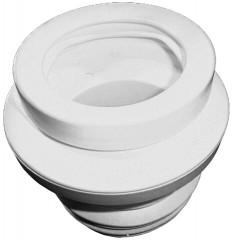 HL 200/1 excentrická manžeta pro připojení WC s těsnícími lamelami č.1