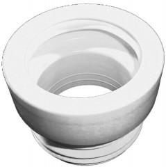 HL 201/1 přímá manžeta pro připojení WC s těsnícími lamelami č.1